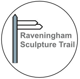 Raveningham Sculpture Trail Logo 2020 circle-page001