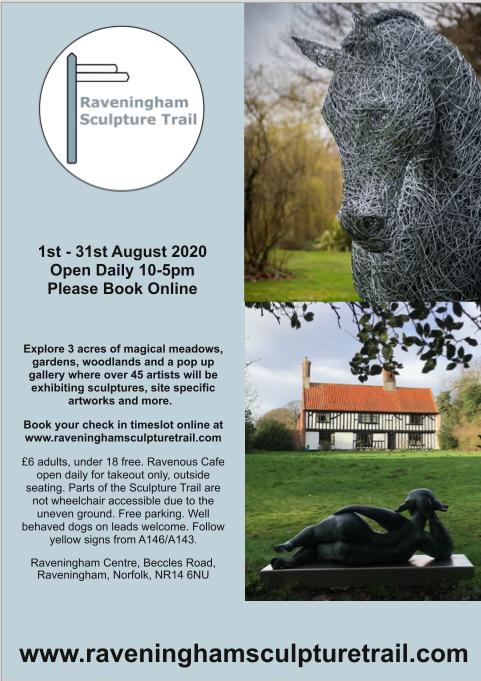 Sculpture Trail Poster